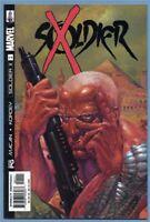 Soldier X #1 (Sep 2002, Marvel) [Cable] Darko Macan, Igor Kordey -j