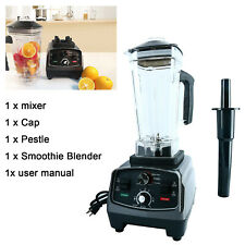 Professional Blender Smoothie Maker Industrial Commercial Power 1400W BPA Free