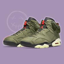 Nike Air Jordan 6 Retro, Travis Scott - UK9 / US10 / EU44 CN1084-200 (Deadstock)