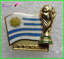 Pin's Football URUGUAY Drapeau flag Coupe FIFA 1974 - 1999   #312