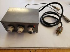Vintage Stereo Pre-Amp Untested