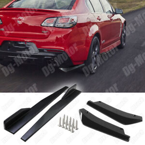 Fits Holden Commodore VF SS Side Skirt Extension Rear Diffusser Apron Body Kits