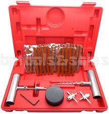 37pc Tire Repair Kit DIY Flat Tire Repair Car Truck Motorcycle Home Plug Patch