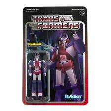 Transformers Alpha Trion Autobots 3 3/4 Inch ReAction Wave 2 Figur Super7