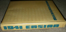 MICHIGAN WOLVERINE Football TOM HARMON SR YR 1941 MICHIGANENSIAN ENSIAN YEARBOOK