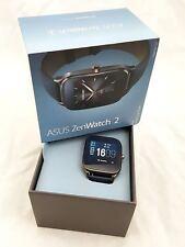 """Asus Zenwatch 2 WI501Q-2LBLU0001 Smartwatch Handy Uhr 1,63"""" Wlan, Buetooth"""