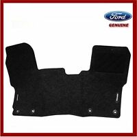 Genuine Ford Transit Full Row Tailored Carpet Front Floor Mat & Fittings New!