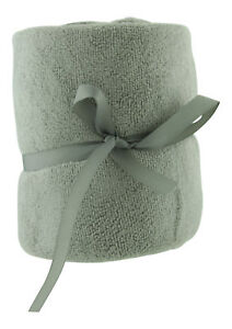 DevaCurl DevaTowel Gray Microfiber. Hair Styling Accessory