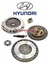 HYUNDAI OEM CLUTCH KIT by VALEO  CHROMOLY FLYWHEEL for ELANTRA TIBURON 1.8L 2.0L