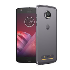 Motorola Moto Z Z2 Play 2nd Gen XT1710-02 32GB - Lunar Grey (Verizon) Grade A-