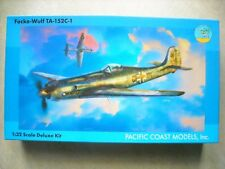 Pacific Coast-1/32-#32014- FOCKE-WULF TA-152C-1