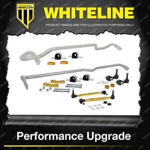 Whiteline Front Rear Sway Bar Vehicle Kit for Audi A3 MK3 8V TT MK3 FV 2012-ON