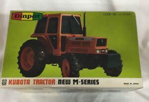 Kubota 7950DT M50 Series Utility Tractor Yonezawa Diapet 1/20 NIB