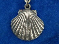 PORTE-CLES / Key ring - SHELL TROTTIER AUXERRE - COQUILLAGE - JOLI / Nice !