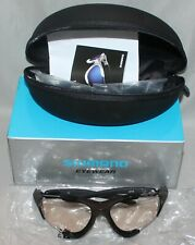 Shimano CE-S70X Cycling Sport Sunglasses Photochromic Grey & Clear Spare Lens