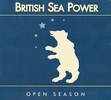 Open Season [Digipak] by British Sea Power (CD, Oct-2007, Rough Trade)