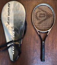 RARE - Dunlop ADRENALIN SURGE 108 - 4 3/8 Oversize Tennis Racquet  w/ Case OS