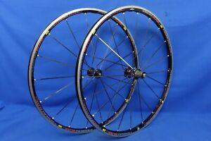 Mavic Ksyrium Elite 700c Clincher Rim Brake Road Wheelset - Shimano 11 Speed
