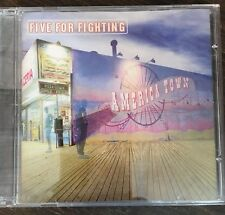 America Town by Five for Fighting (CD, Sep-2000, BMG (distributor))