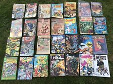 No Idea! Huge 28 Comic Book Lots 1960s-2010s Mixed Silver to Modern - See Pics!