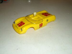1/32 ELDON LOTUS SLOT CAR BODY ONLY  LOOKS TO HAVE NEVER BEEN RUN EXCELLENT