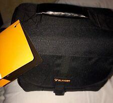 New Adorama Slinger Gbex160 Black Nylon Camera Bag