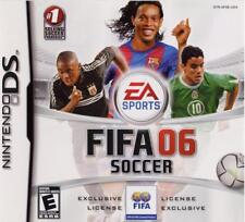 FIFA Soccer 2006 NDS New Nintendo DS