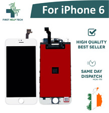 "For iPhone 6 6G 4.7"" LCD Display Touch Screen Digitizer Assembly Full Unit White"