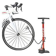 Pumpe Rahmen RH58-61 500-530mm schwarz Fahrrad