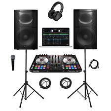 Pioneer DJ System DDJ-SR2/XPRS-15 Complete Professional DJ System