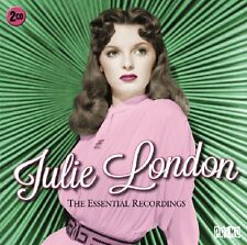Julie London - The Essential Recordings (2016)  2CD  NEW/SEALED  SPEEDYPOST