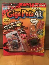 Giga Pets AR T-Rex Dinosaur Virtual Digital Electronic Pet iPhone Android App