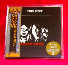 Thin Lizzy Bad Reputation SHM MINI LP CD JAPAN UICY-75119