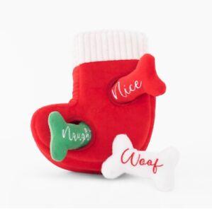 Zippy Paws Large Sock Burrow Dog Toy **UK SELLER**