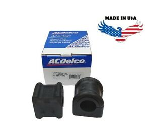 2 x ACDelco 30mm FRONT ANTI-ROLL BAR BUSH FOR RAM2500 2015-2018