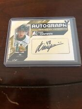 10/11 ITG Auto Heroes And Prospects Auto Luca Ciampini Hockey Card #A-LC