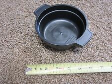 Fisher Price Fun with Food Deep Frying Cookin Chicken cooking pot black pan Rare