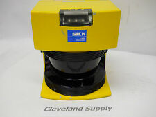 Sick Pls101 112 Photoelectric Laser Scanner Excellent Used Condition