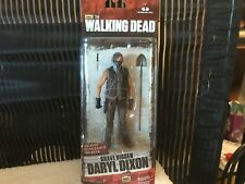 "New AMC The Walking Dead ZOMBIE TV series 7 GRAVE DIGGER DARYL DIXON 5"" Figure"