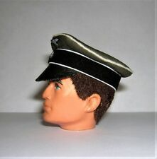 Banjoman 1:6 Scale Custom Made WW2 German Crusher Cap For Action Man / G I Joe