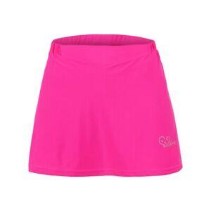 Mujeres ciclismo falda pantalones cortos acolchado ropa interior de bicicleta