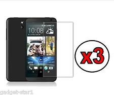 3x Hq Mate Anti Glare Screen Protector Funda Film Protector Para Htc Desire 610