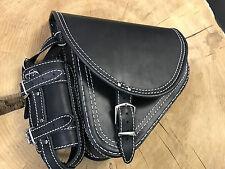 Vibrare borsa tasca laterale a sinistra solista Edition White Harley Davidson HD #101