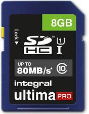 8GB Memory Card For Fuji Film FinePix Z70 L55 Digital Camera New SD SDHC Card UK