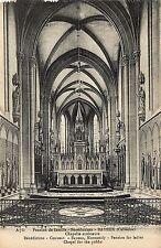 Pension de familie Benedictines Bayaux alvados Normandy France Postcard