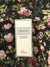 DIOR MISS Scented DIOR FRESH ROSE BODY & HAIR Dry Spray OIL 100ML NEW SEALED