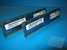 Dell 16GB (2x8GB) SNPM788DCK2/16G PC2-5300F ECC DDR2 Server Memory