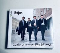 ✌BEATLES - On Air Live at the BBC Vol. 2 - Best Buy Exclusive - Like New