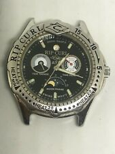 RIP CURL watch, tide and moon phase rare, 97133-LGE, with nato band
