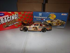 1/24 DALE EARNHARDT SR #3  BASS PRO SHOPS CWB 1998 ACTION NASCAR DIECAST
